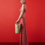 culottes in red design - antmarkant