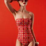 petit square swimsuit - antmarkant