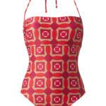 swimwear in red design - antmarkant