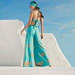 WIDE LEG TROUSERS BY ANTMARKANT